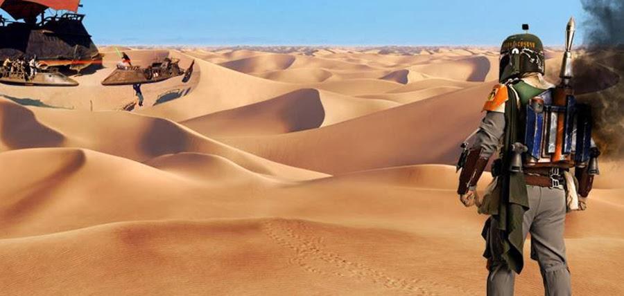 Star Wars: Episode VII - Supravieţuirea lui Boba Fett