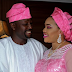 Its All Smiles As Yoruba Actress, Mosun Filani and Her Hubby Celebrate 6th Wedding Anniversary In Style