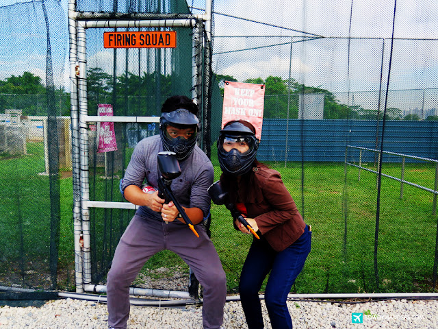 bowdywanders.com Singapore Travel Blog Philippines Photo :: Singapore :: Red Dynasty Paintball Park: Why Try Singapore's #1 Paintball Park
