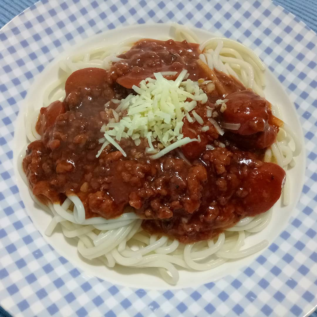 Lia S Food Journey Del Monte Filipino Style Spaghetti Sauce