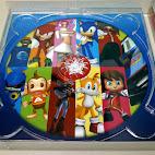 Disc 1 tray