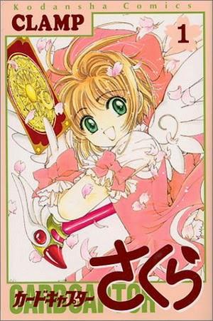 Resultado de imagen para Card Captor Sakura manga