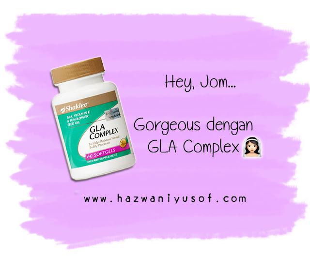 GLA COMPLEX SHAKLEE JITRA