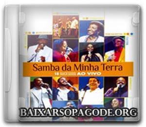 CD Samba da Minha Terra – 18 Sucessos ao Vivo (2012)