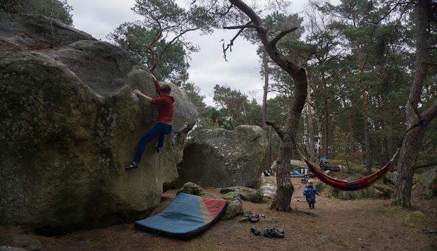 Adventures Of Climbing Kearney Kids Fontainebleau