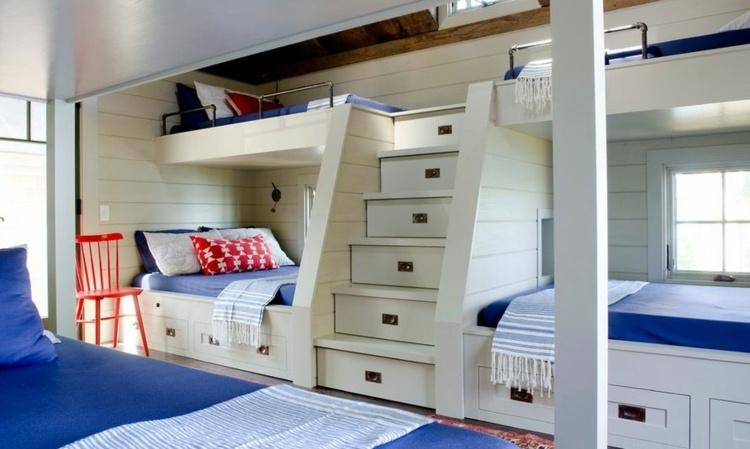 25 lits superposes cool qui nous revelent le secret du style et du confort