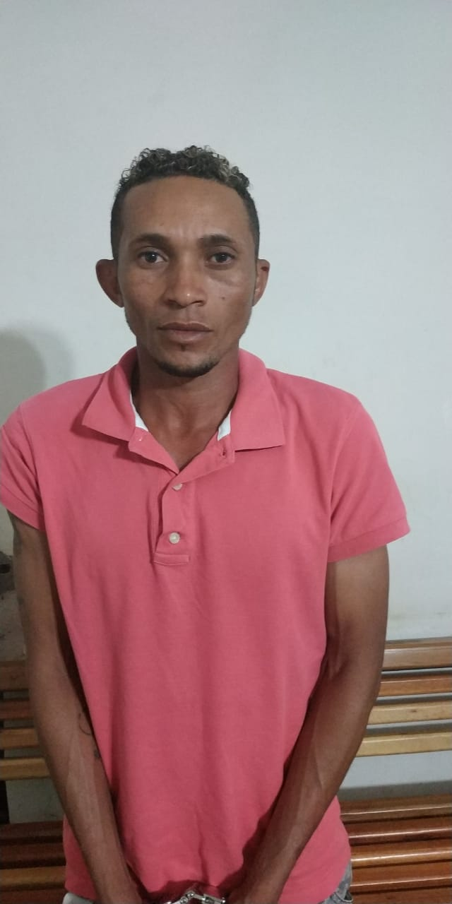Acusado por tráfico de drogas em Elesbão Veloso é preso no interior  de São Paulo.