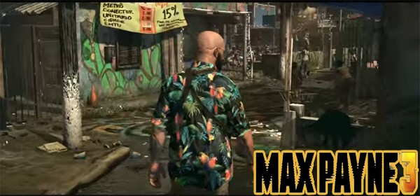 Max Payne 3 Screenshot1