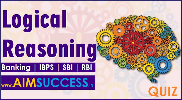 Reasoning for SBI Clerk 2018: 20 March
