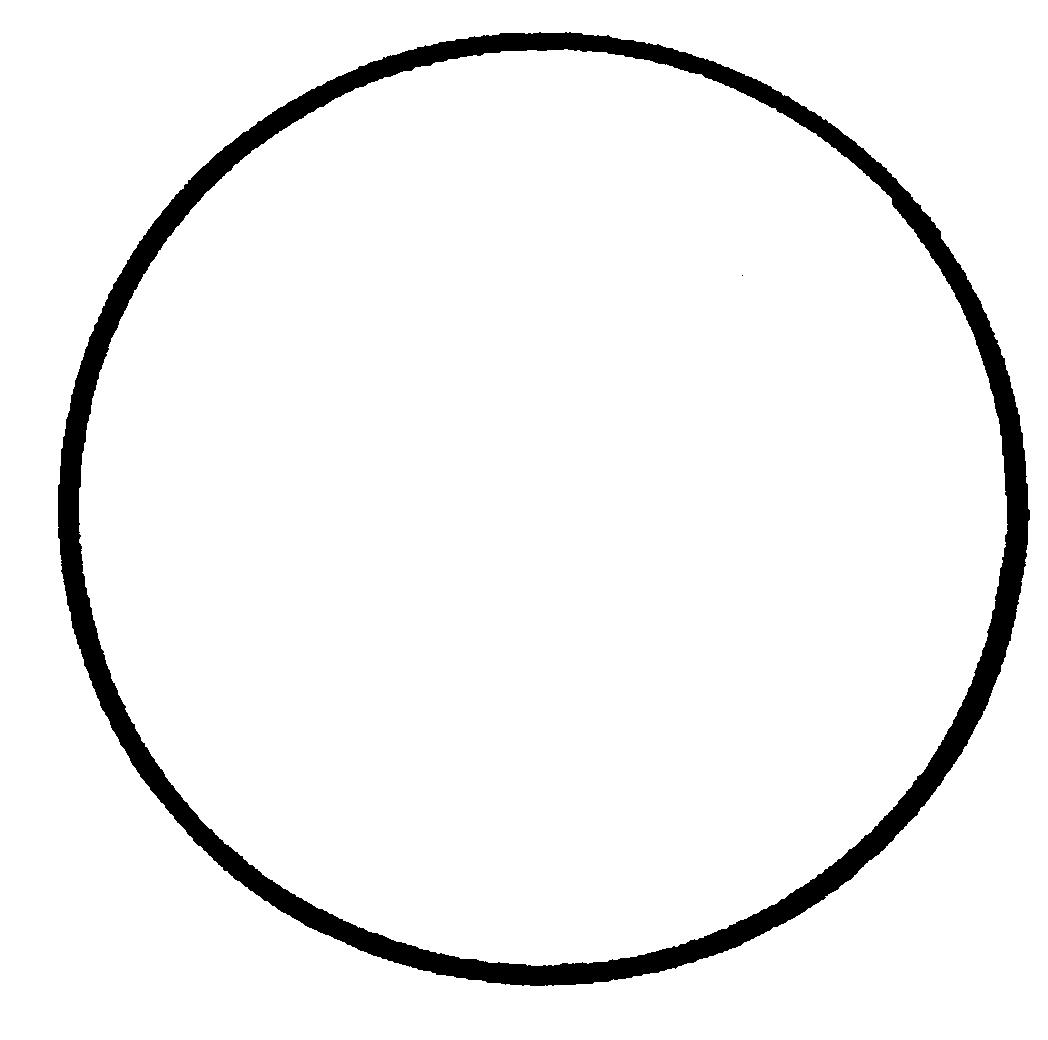 Circle Coloring Pages