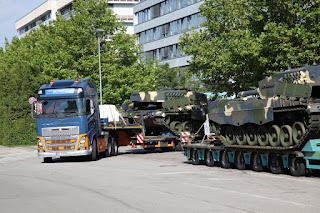MBT Leopard 2A4 Hungaria
