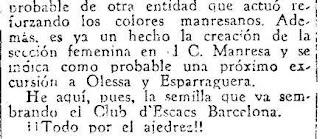 Festival ajedrecista en Manresa en 1933 (6)