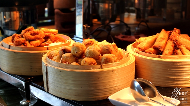 Dimsum Buffet at Spectrum Fairmont Hotel Makati Manila PH