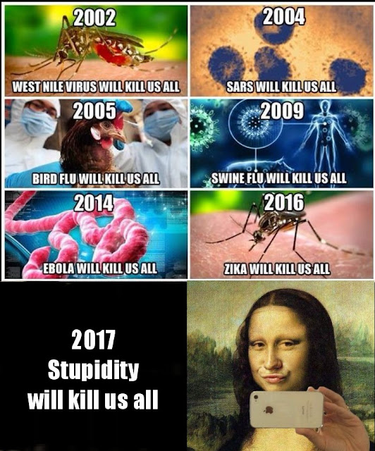 Viruses by Years