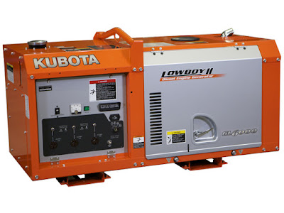 Máy phát điện Kubota 5.5kva GL-6000