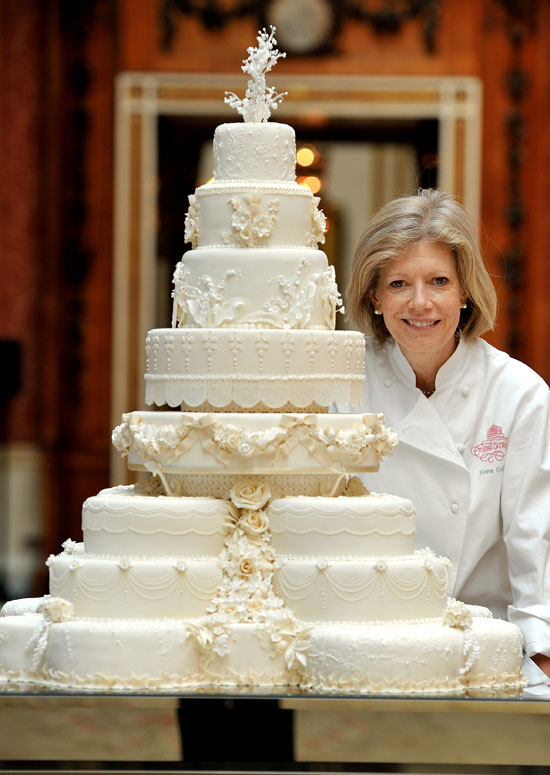 Kate Middleton Birthday Cake