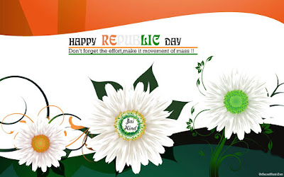 Happy Republic Day Greetings,