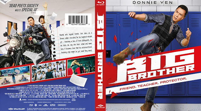 Big Brother Bluray Cover