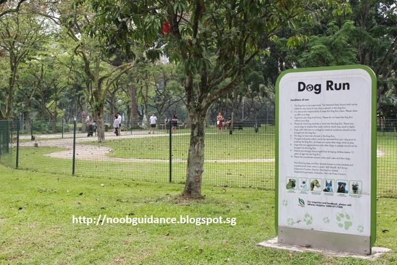 Ob Dog Park