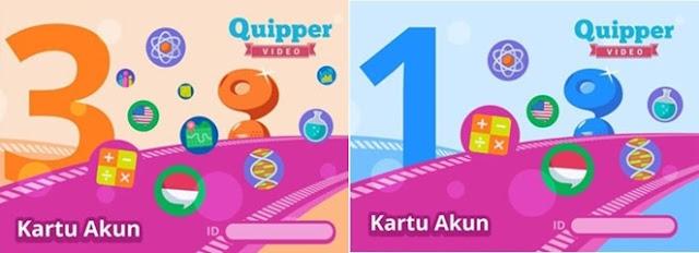 Harga Promo Paket Quipper Video 1 dan 3 Bulan