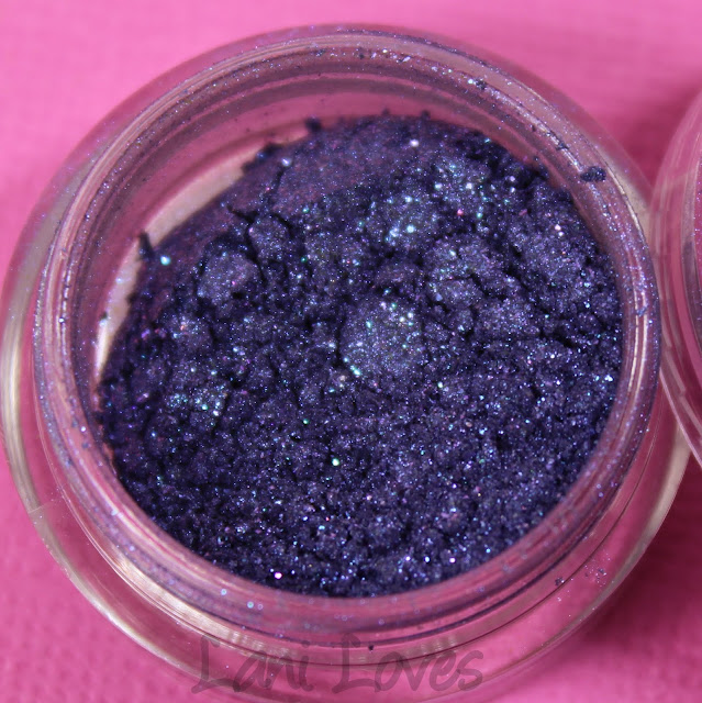 Notoriously Morbid Silent Samurai Eyeshadow Swatches & Review