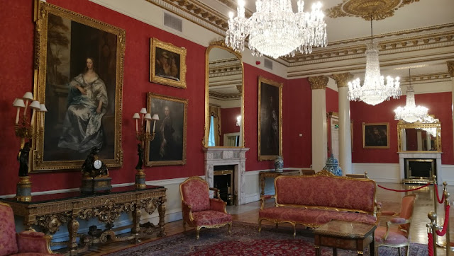 The Drawing Room, Dublin Castle, Irland
