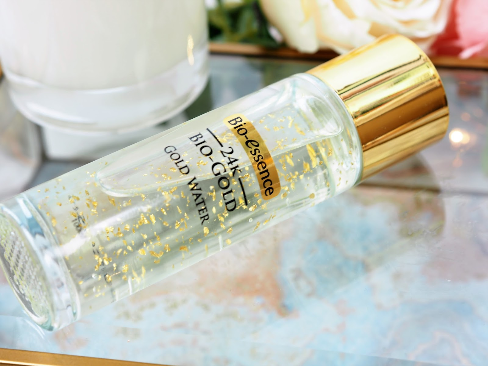 Bio-Essence 24k Gold Water