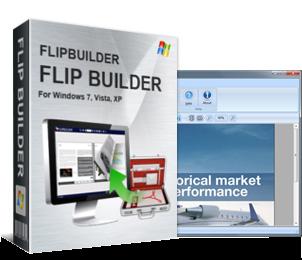 FlipBuilder Flip PDF 4.4.6 & key