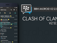 BBM MOD Clash Of Clans Download Gratis