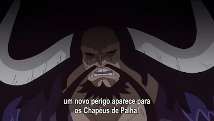 One Piece Episódio 779