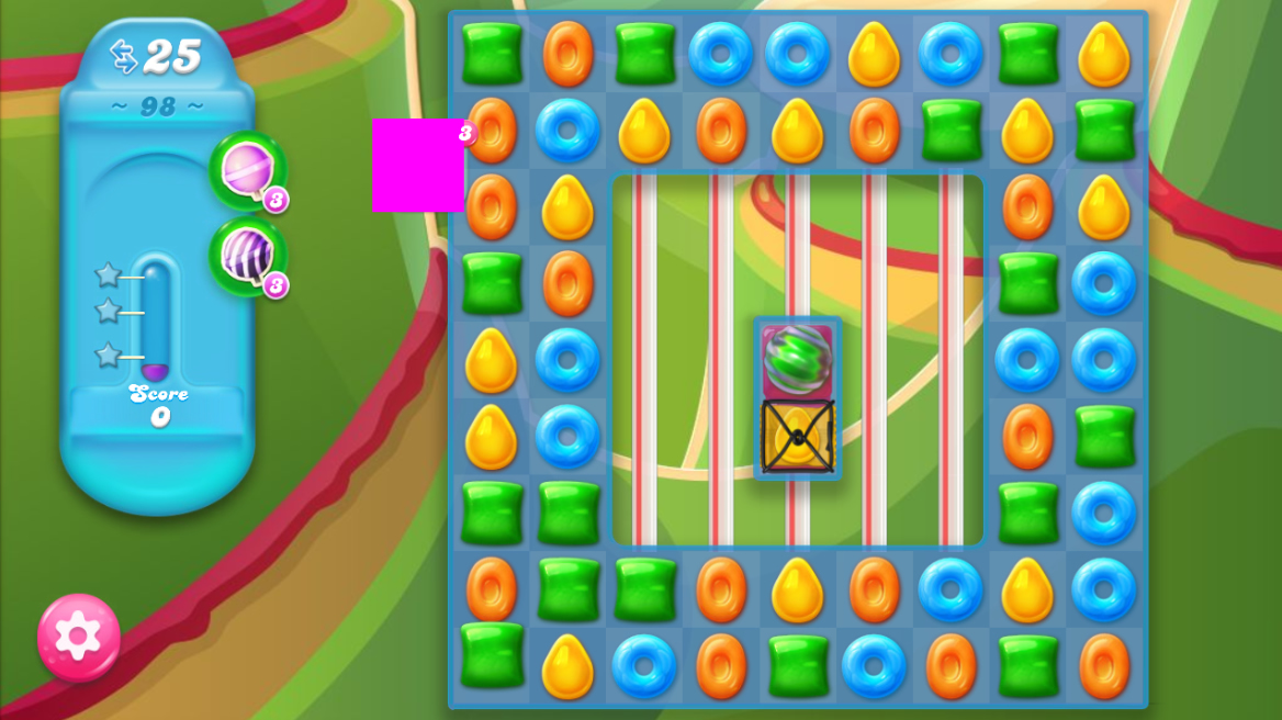 Candy Crush Jelly Saga 98