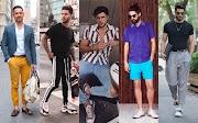 10 Tendências da Moda Masculina Primavera/Verão 2018/2019