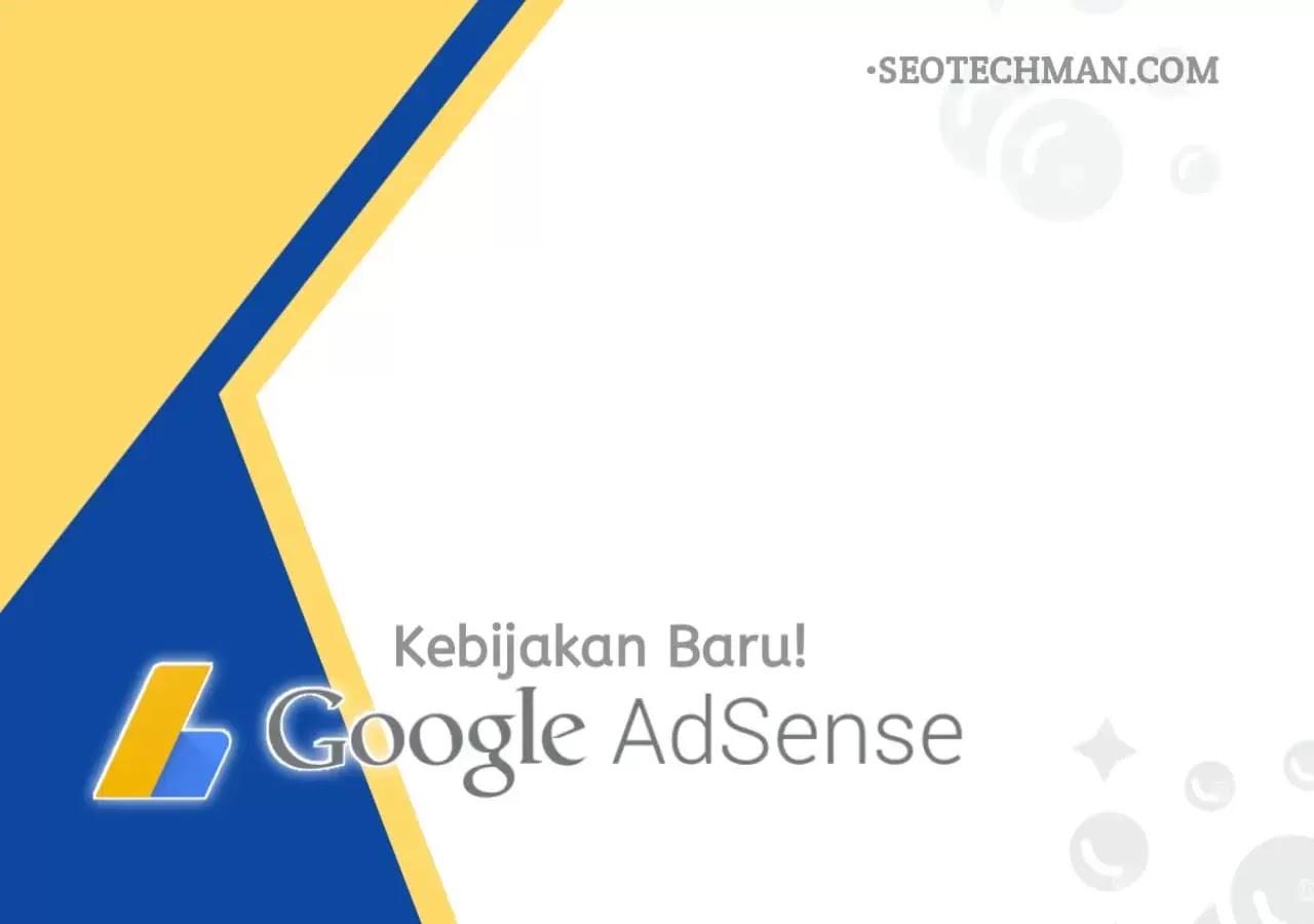 Update Peraturan Baru Google Adsense 2019, Tentang Iklan yang Dibatasi