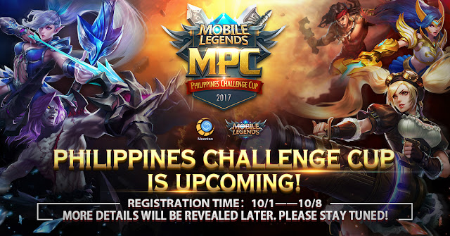 Perayaan Mobile Legends di Filipina! MPC