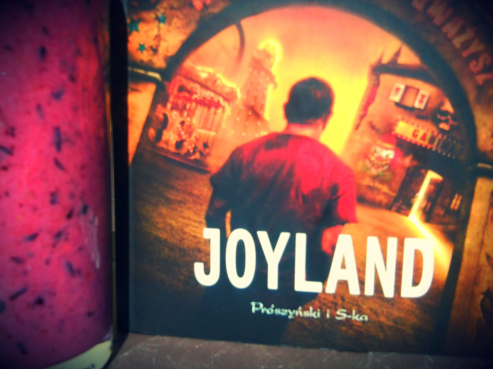 "Stephen King ""Joyland"""