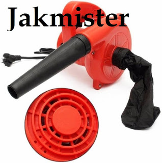 Jakmister Air Blower 600W with Vacuum