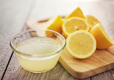 jugo de limon para la vesicula