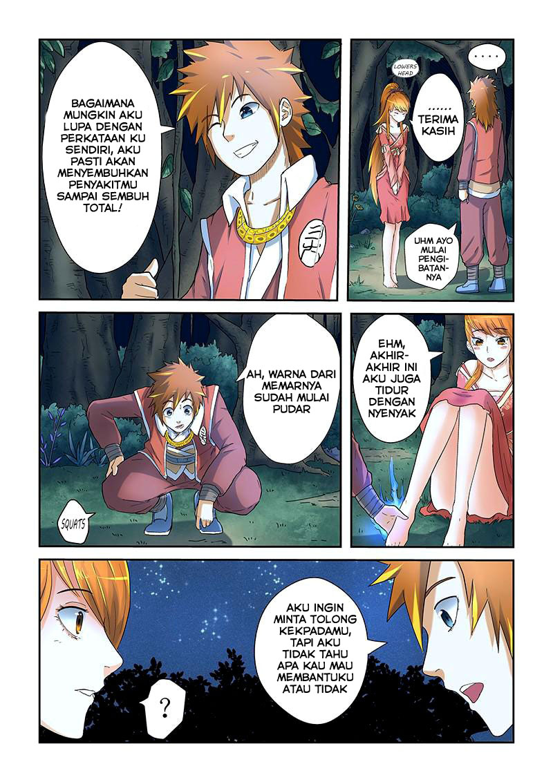 Tales of Demons and Gods Chapter 23
