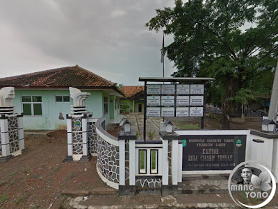 FOTO 1 : Desa Ciasem Tengah, Kecamatan Ciasem