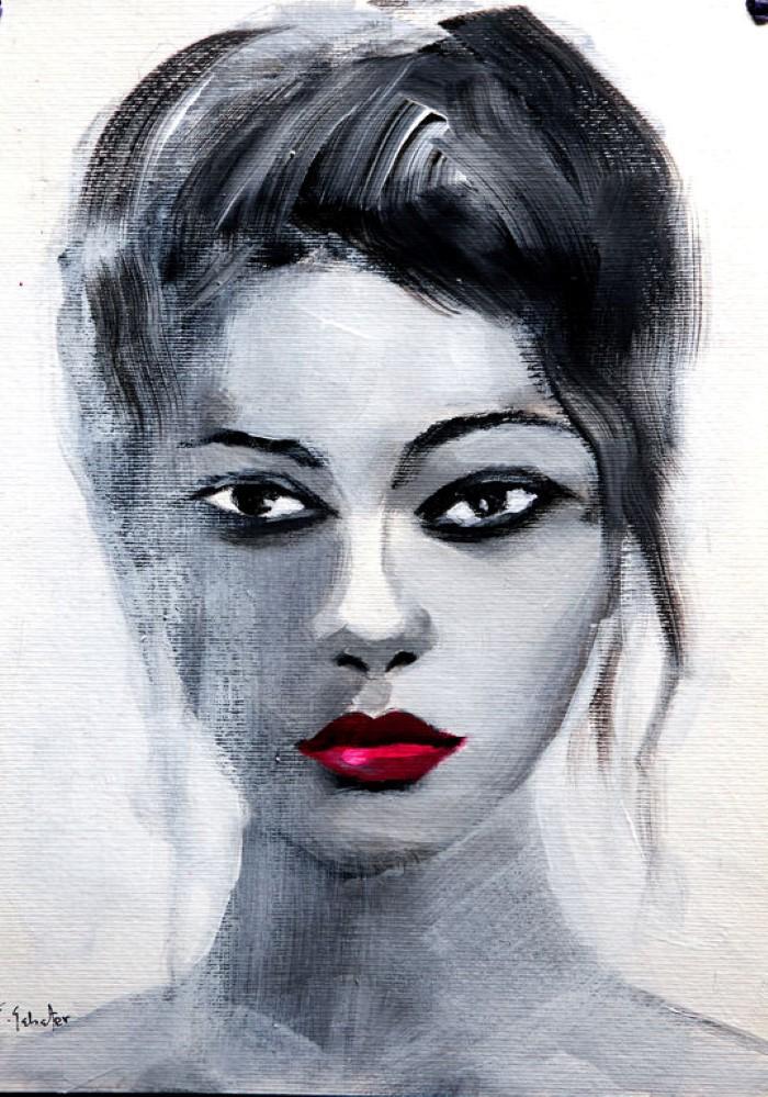 Испанский художник. Pedro Estarellas Sabater