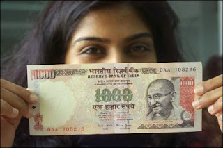 What To Do with your Old Rs.500 and Rs.1000 Rupee Notes