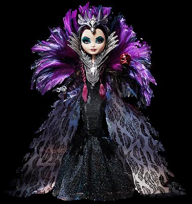 Эксклюзивная кукла Рейвен Квин 2015 года
