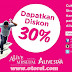 Promo KFC Diskon 30 % untuk tiket masuk ALive Museum ancol Beach City