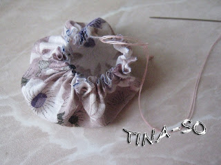 Как сшить текстильный цветок-игольницу, мастер-класс