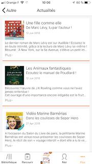 Ma découverte des livres audio Audible (amazon.fr)