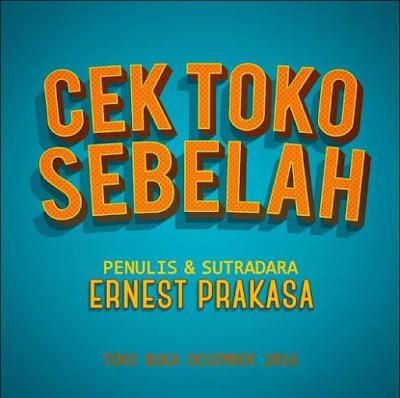 Galeri Film Indonesia Cek Toko Sebelah