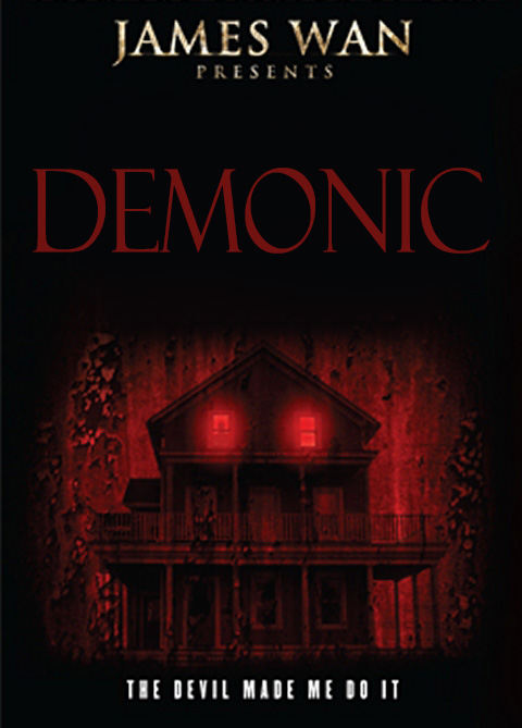 Demonic [2015] [DVDR] [NTSC] [Latino]