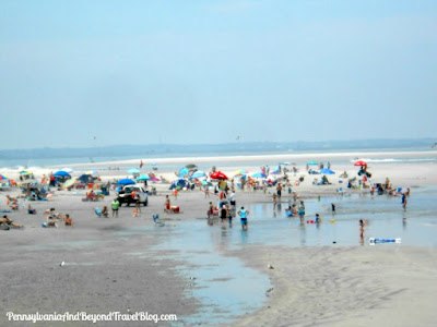 Wildwood Beach in New Jersey