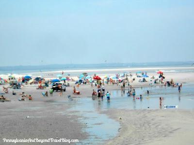 Wildwood Beach in New Jersey