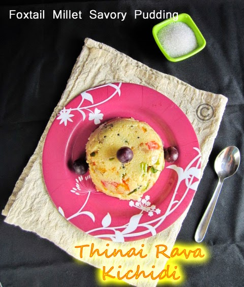 how-to-make-thinai-foxtail-rava-semolina